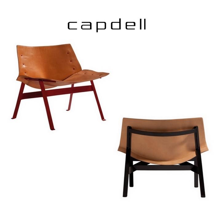 Butaca comedor panel p capdell sillas mesas y taburetes for Silla butaca comedor