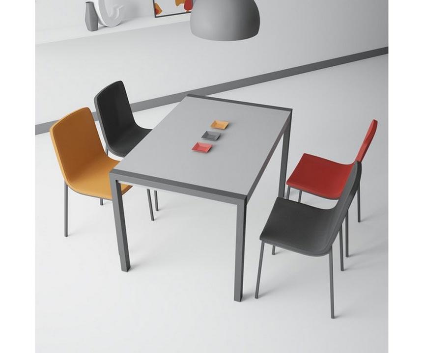 Mesa concept cancio sillas mesas y taburetes multisilla for Mesas extraibles salon