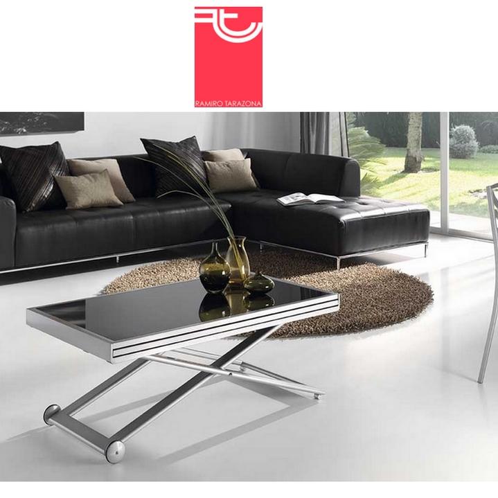 Mesa double elevable y extensible ramiro tarazona sillas - Ramiro tarazona mesas ...