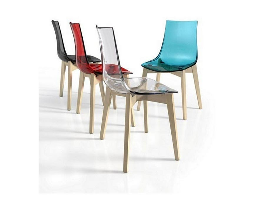 Silla fantasy cancio sillas mesas y taburetes multisilla for Mesas y sillas de madera para cocina