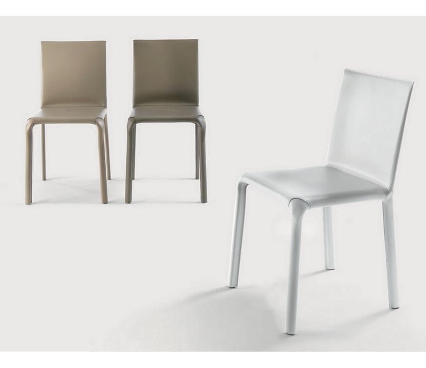 silla alice bontempi respaldo bajo sillas mesas y