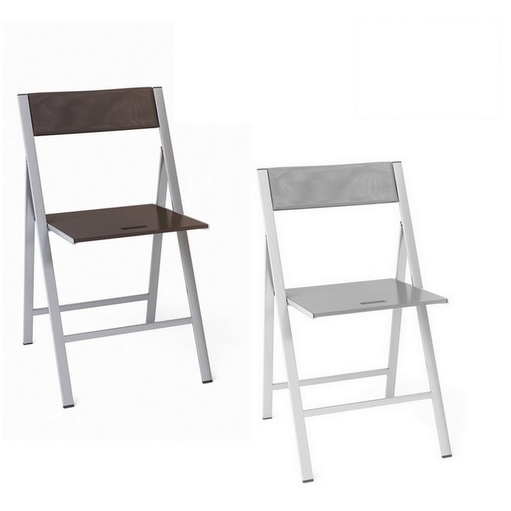 Silla plegable clip ondarreta sillas mesas y taburetes for Oferta sillas plegables