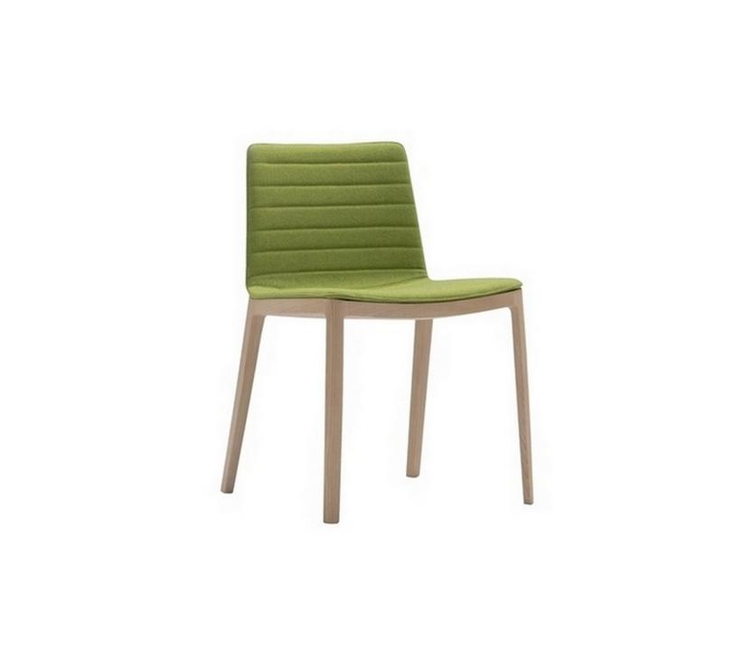 Silla flex chair andreu world madera sillas mesas y - Andreu world catalogo ...