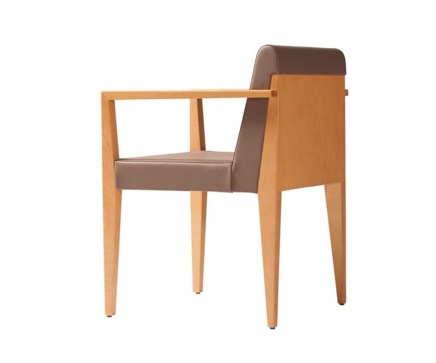 Sill n comedor new york capdell sillas mesas y taburetes for Silla sillon comedor